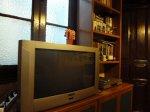 telewizor w pokoju